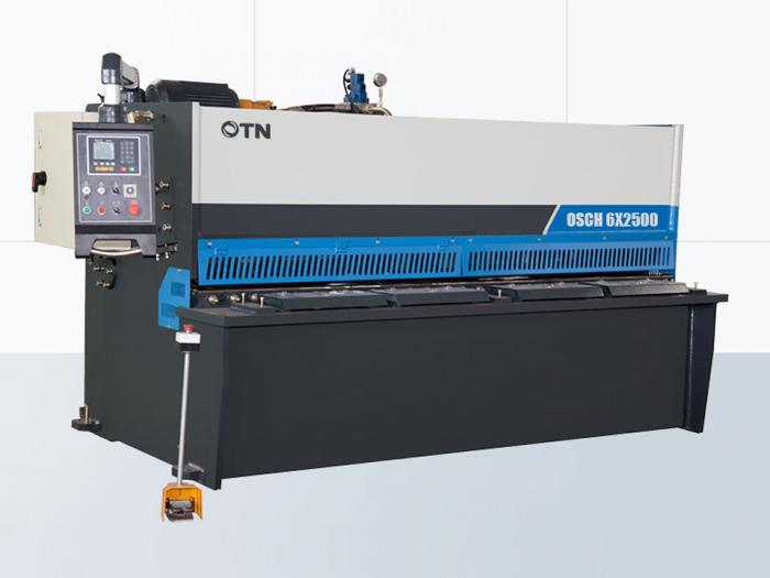 OTN Swing Beam Shearing Machine