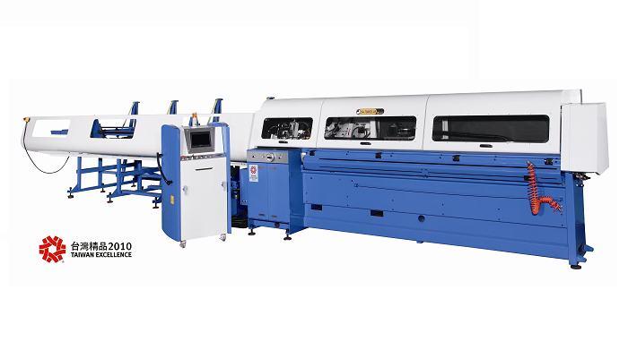 Soco's High Tensile Steel Tube Cutting Machine SA-78NCE - OD 78mm
